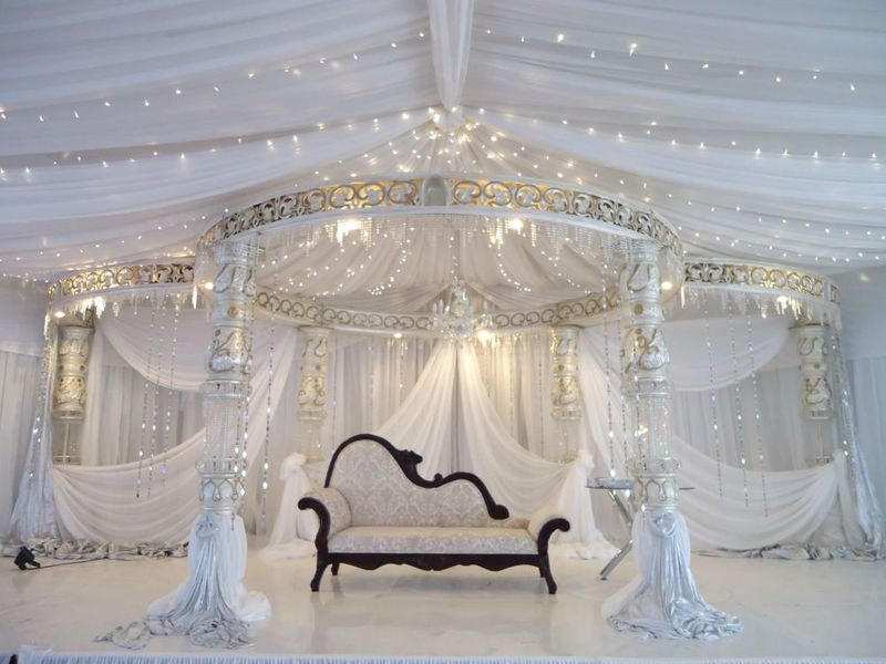 Crystal Mandap Only 1 In SA To Have