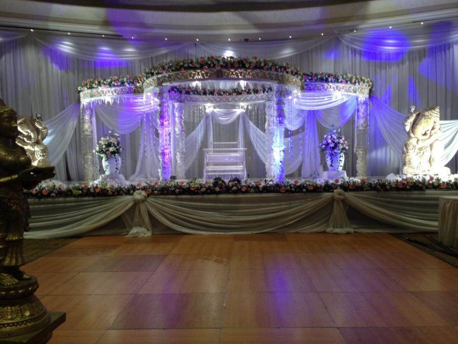 A.S.K DECOR - CRYSTAL STAGE- sibaya