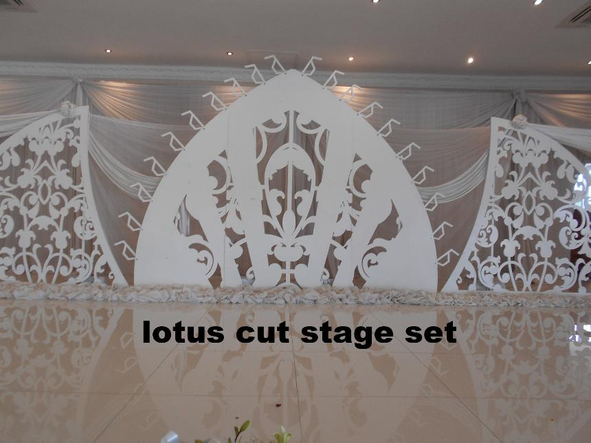 lotus stage set - winchester function venue