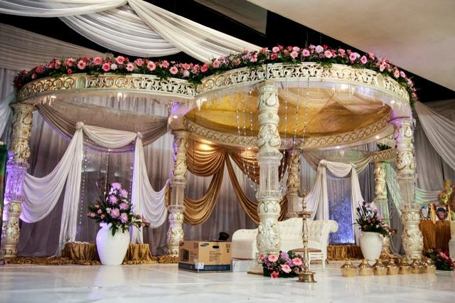 crystal mandap kendra hall durban weddings
