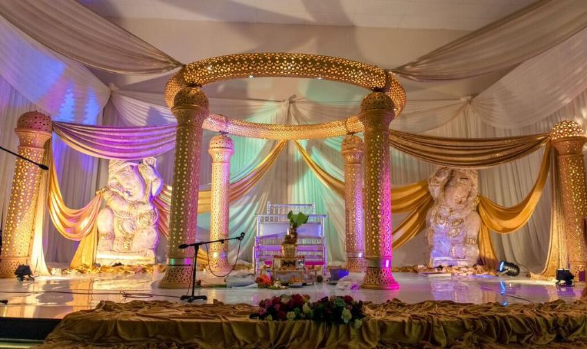 crown jewel mandap- orient hall