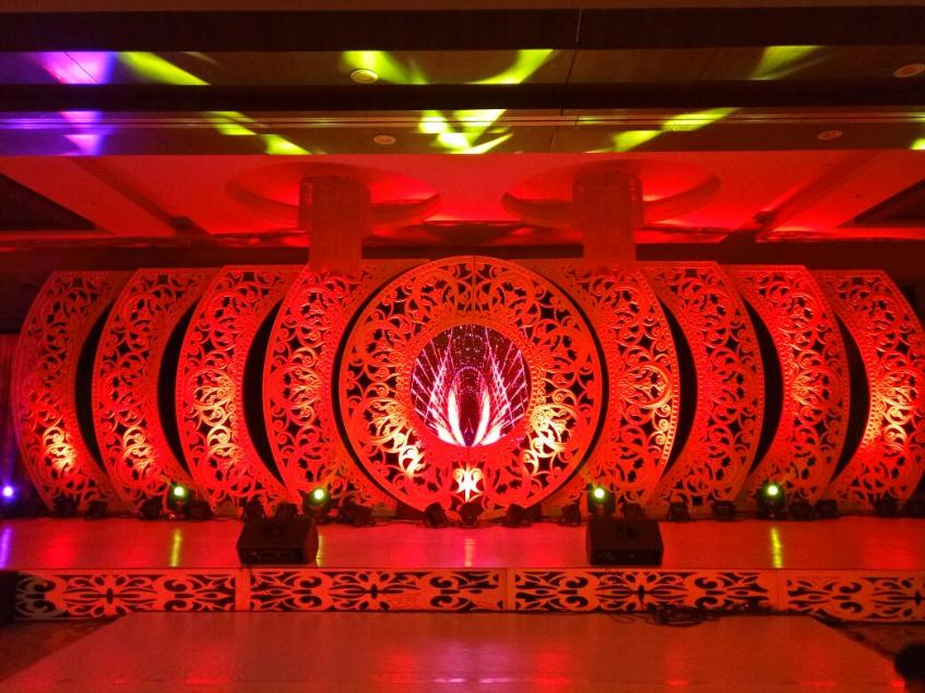 ring set a.s.k decor- indian weddings durban